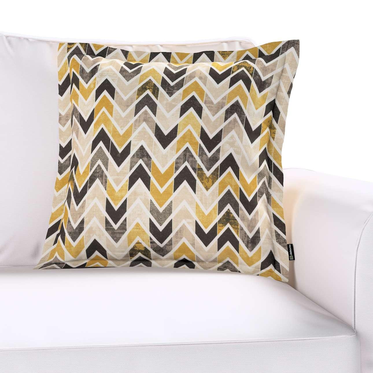Poszewka Mona na poduszkę w kolekcji Modern, tkanina: 142-79