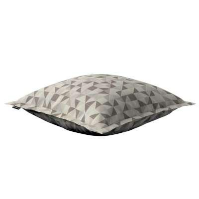 Poszewka Mona na poduszkę 142-85 srebrno-szare Kolekcja do -50%