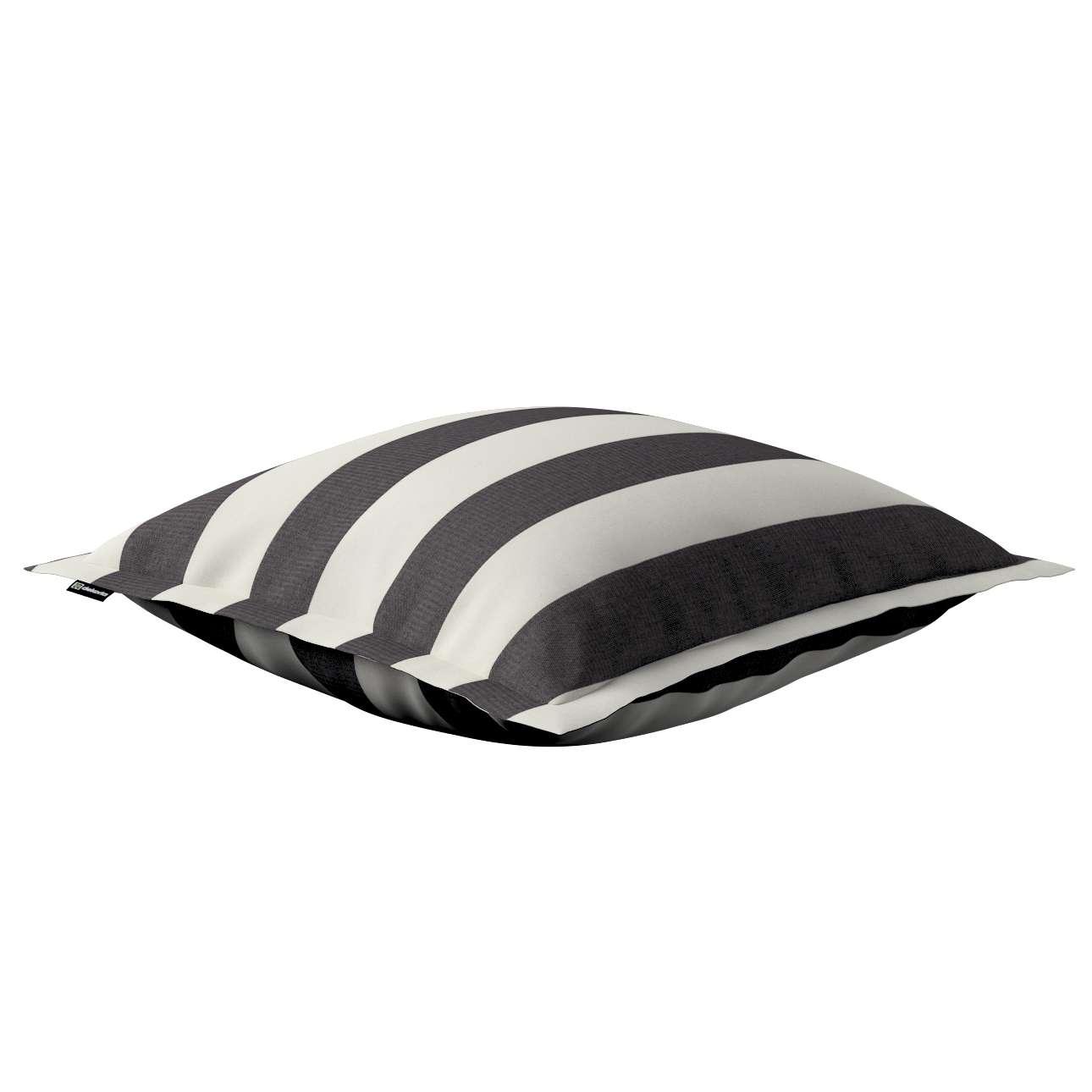 Poszewka Mona na poduszkę w kolekcji Quadro, tkanina: 142-72