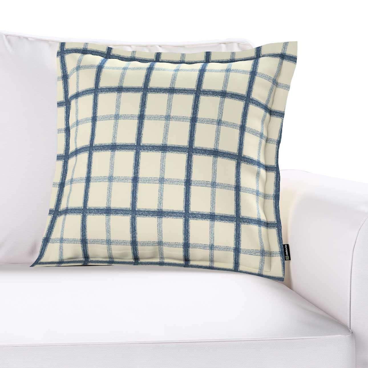 Poszewka Mona na poduszkę w kolekcji Avinon, tkanina: 131-66