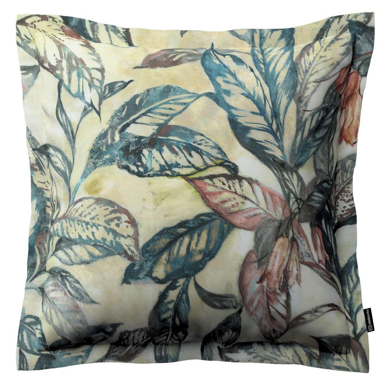 Poszewka Mona na poduszkę w kolekcji Abigail, tkanina: 143-08