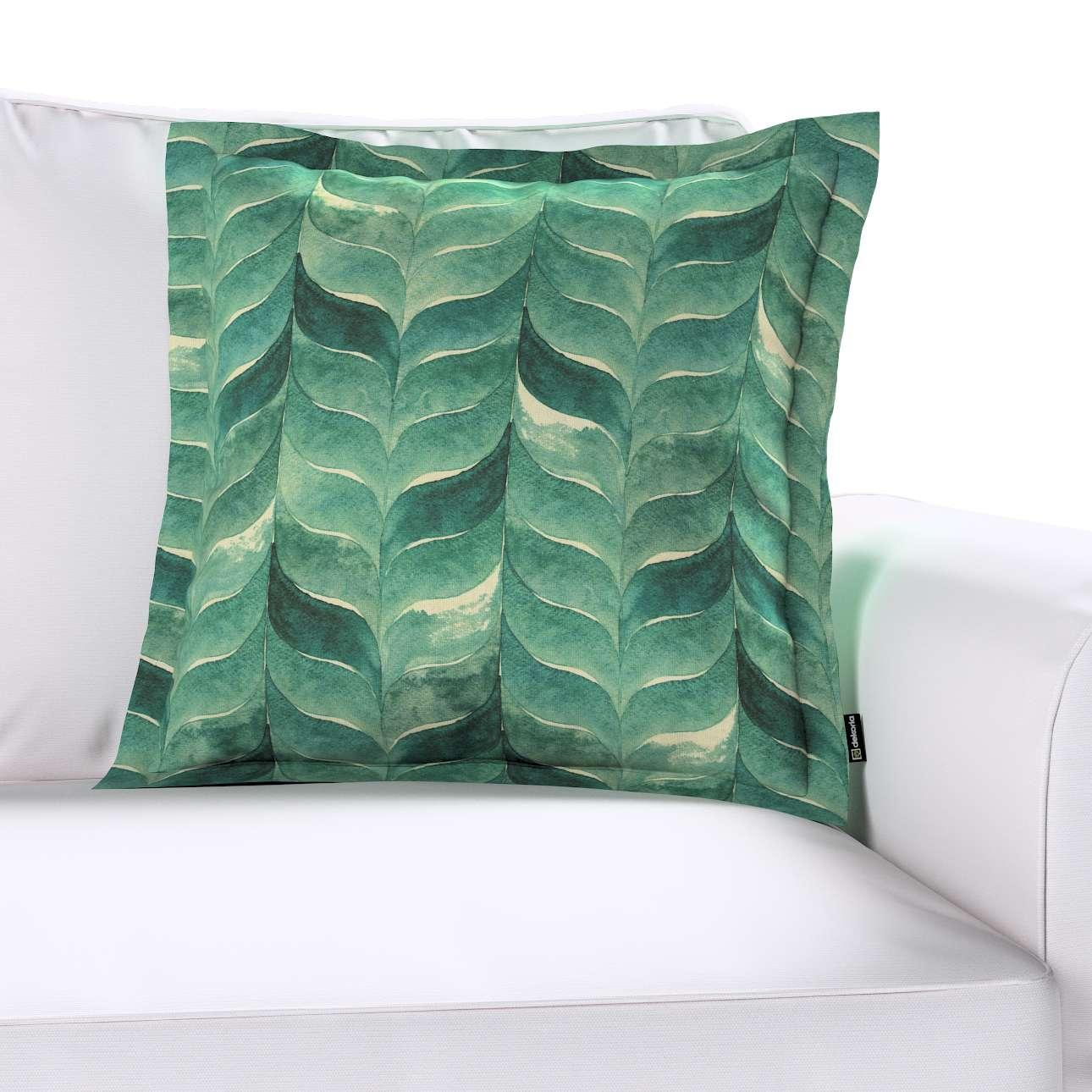 Poszewka Mona na poduszkę w kolekcji Abigail, tkanina: 143-16