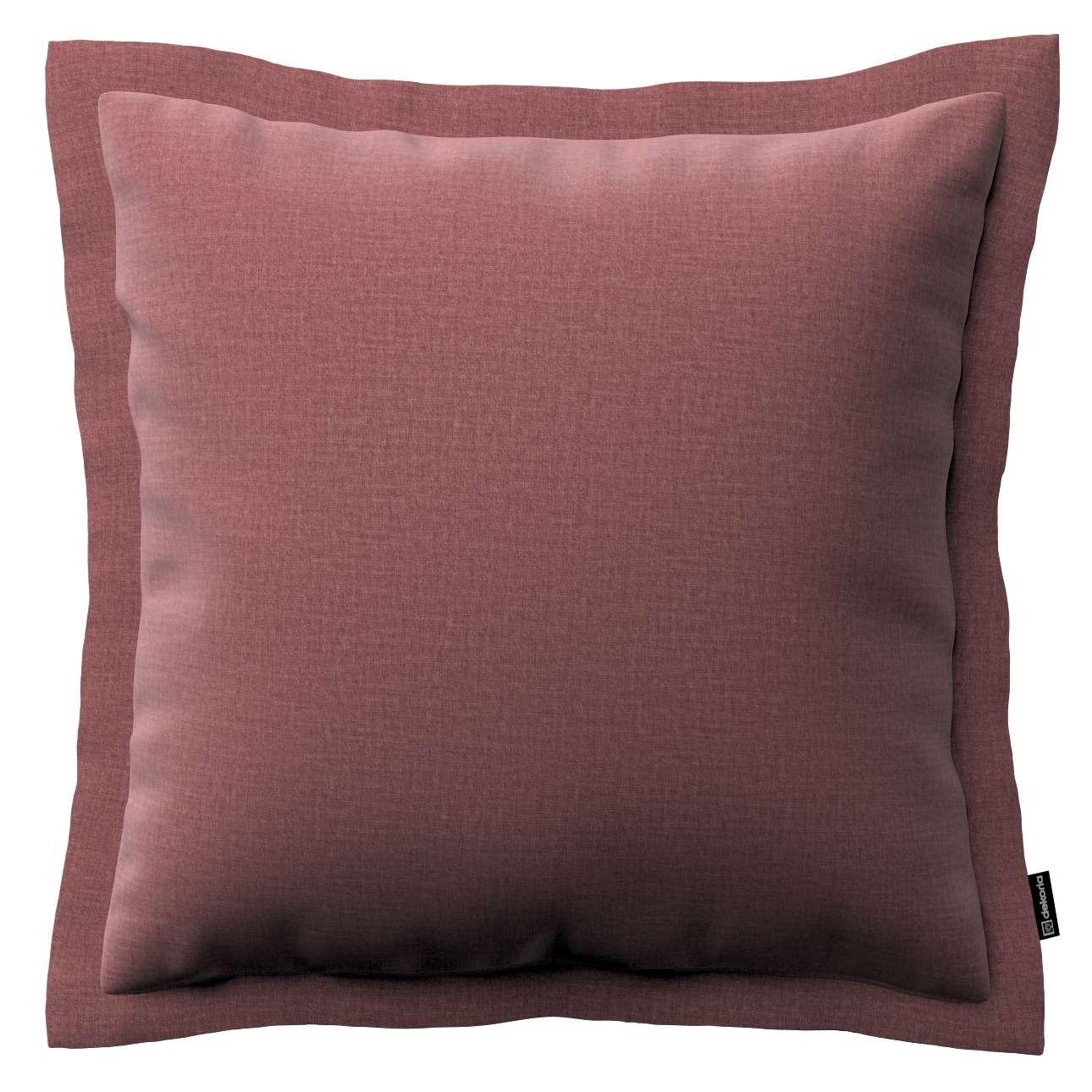 Poszewka Mona na poduszkę w kolekcji Ingrid, tkanina: 705-38