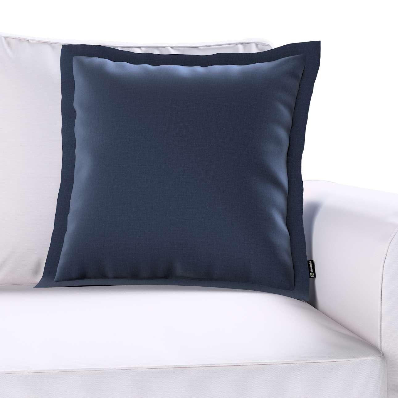 Poszewka Mona na poduszkę w kolekcji Ingrid, tkanina: 705-39