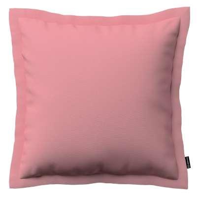 Mona dekoratyvinių pagalvėlių užvalkalas su sienele 133-62 prigesinta rožinė Kolekcija Loneta