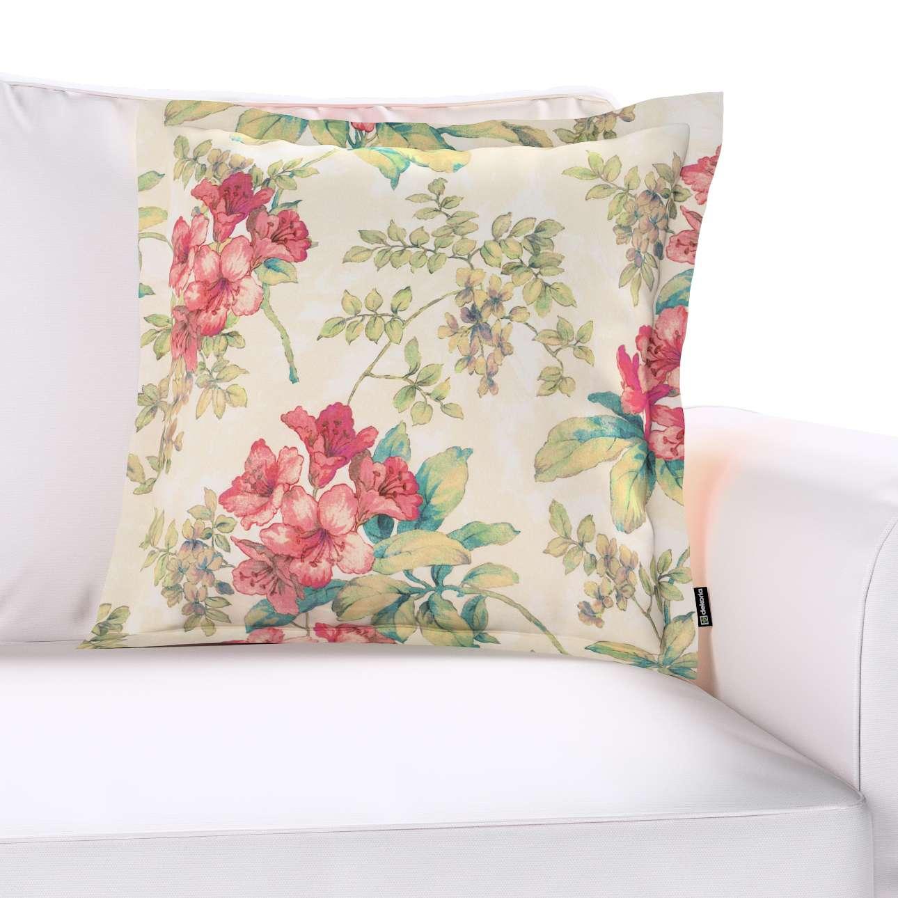 Poszewka Mona na poduszkę w kolekcji Londres, tkanina: 143-40