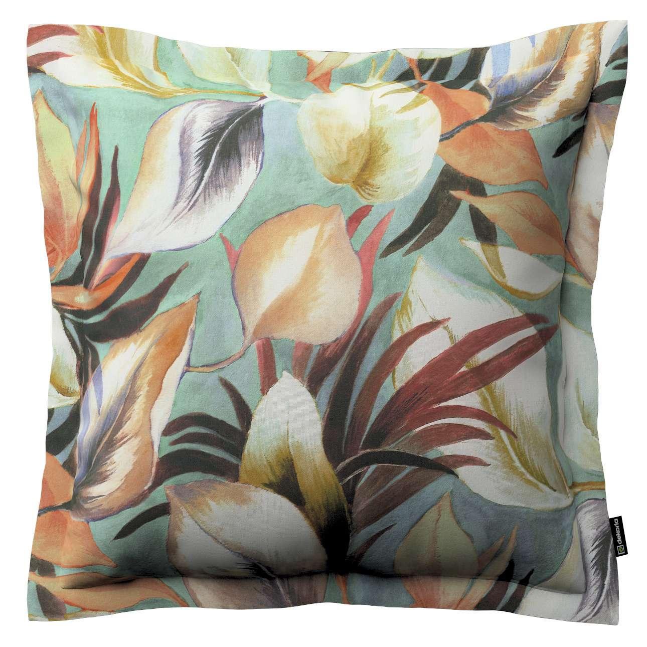 Poszewka Mona na poduszkę w kolekcji Abigail, tkanina: 143-61