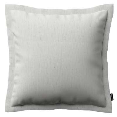 Poszewka Mona na poduszkę 159-06 ciepły biały Kolekcja Linen