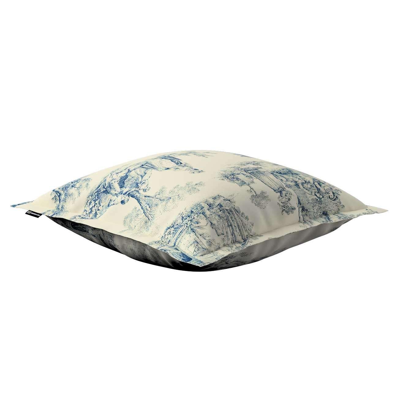 Poszewka Mona na poduszkę 38x38 cm w kolekcji Avinon, tkanina: 132-66