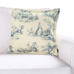 Mona dekoratyvinių pagalvėlių užvalkalas su sienele 38 x 38 cm kolekcijoje Avinon, audinys: 132-66