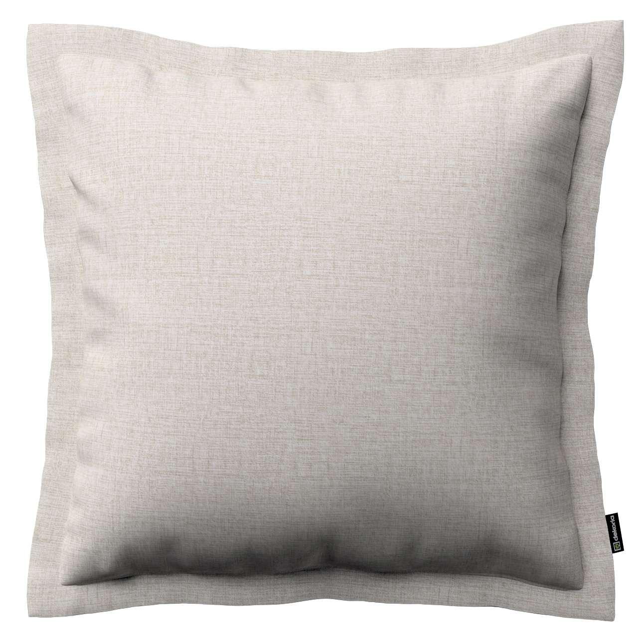 Poszewka Mona na poduszkę w kolekcji Living, tkanina: 161-00