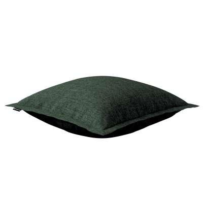 Poszewka Mona na poduszkę 704-81 leśna zieleń szenil Kolekcja City