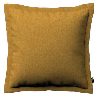 Mona cushion cover with border 704-82 honey chenille Collection City