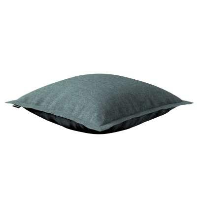 Poszewka Mona na poduszkę 704-85 szary błekit szenil Kolekcja City