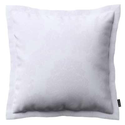 Poszewka Mona na poduszkę 613-00 biały Kolekcja Damasco