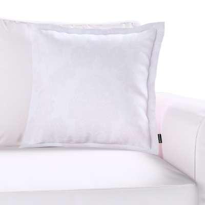 Poszewka Mona na poduszkę w kolekcji Damasco, tkanina: 613-00