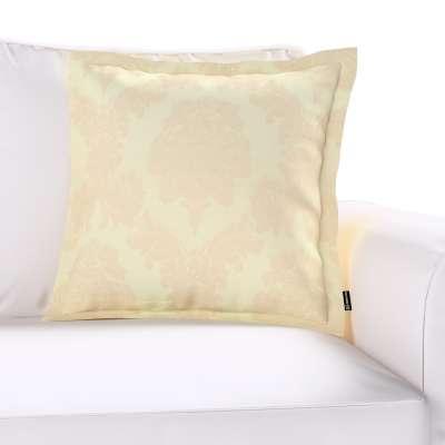 Poszewka Mona na poduszkę w kolekcji Damasco, tkanina: 613-01