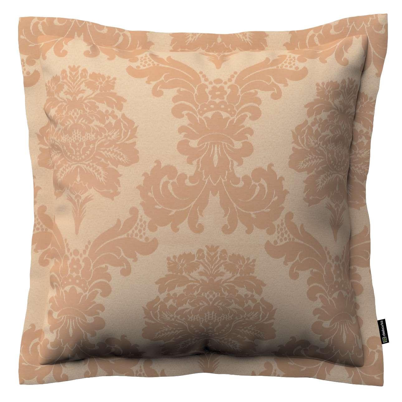 Poszewka Mona na poduszkę 45x45 cm w kolekcji Damasco, tkanina: 613-04