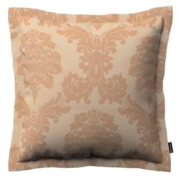 Mona dekoratyvinių pagalvėlių užvalkalas su sienele kolekcijoje Damasco, audinys: 613-04