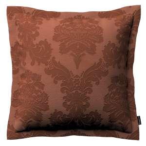 Mona dekoratyvinių pagalvėlių užvalkalas su sienele 38 x 38 cm kolekcijoje Damasco, audinys: 613-88