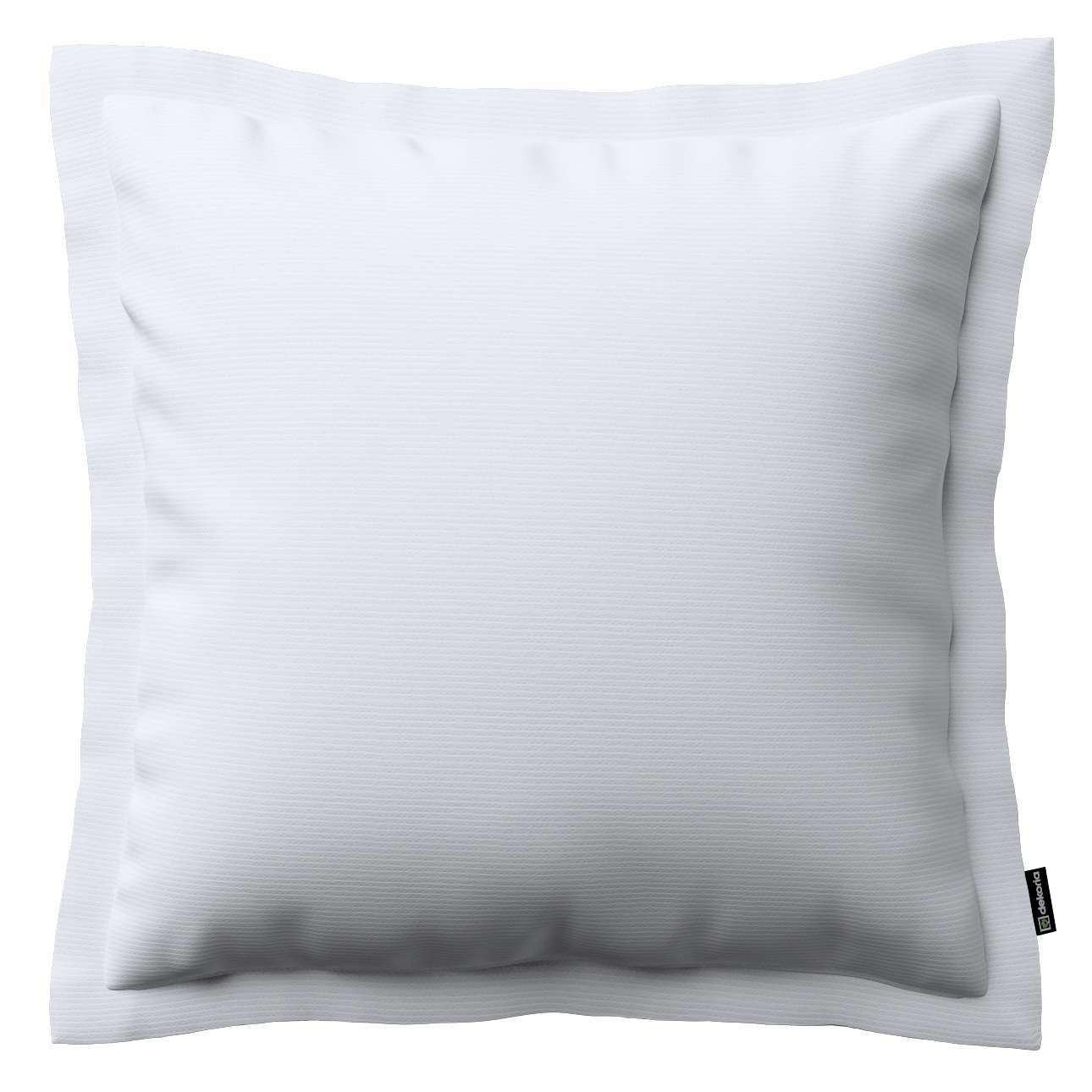 Mona dekoratyvinių pagalvėlių užvalkalas su sienele 38 x 38 cm kolekcijoje Jupiter, audinys: 127-01