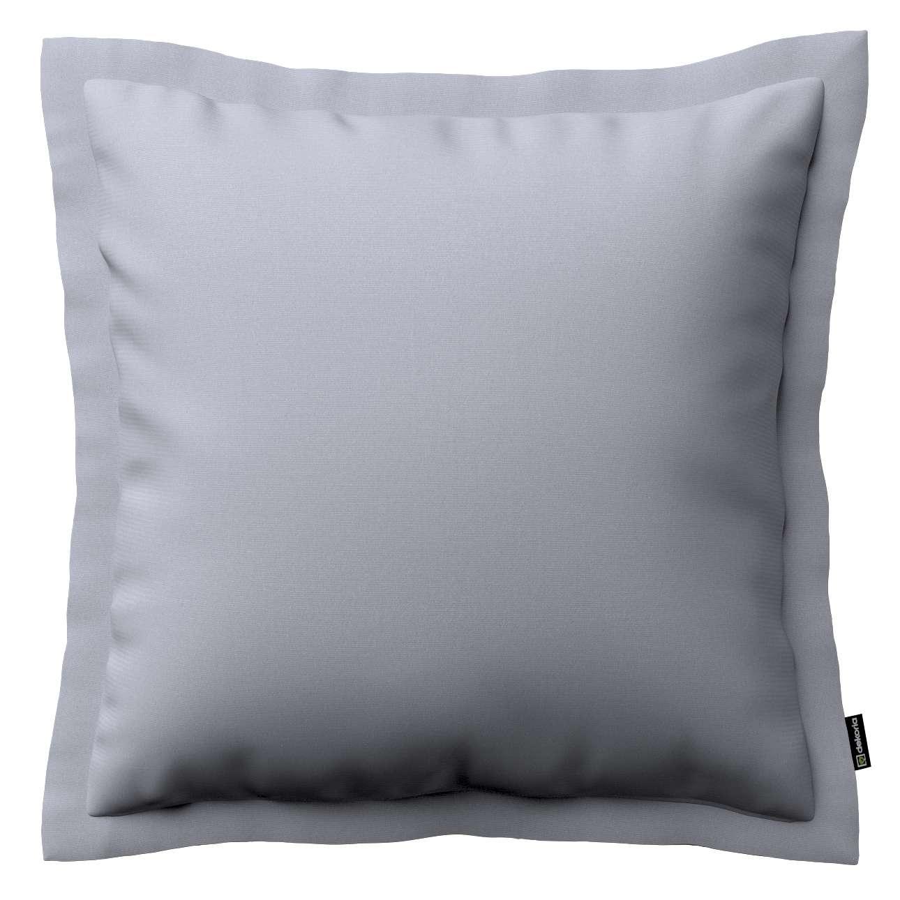 Mona dekoratyvinių pagalvėlių užvalkalas su sienele 45 x 45cm kolekcijoje Jupiter, audinys: 127-92
