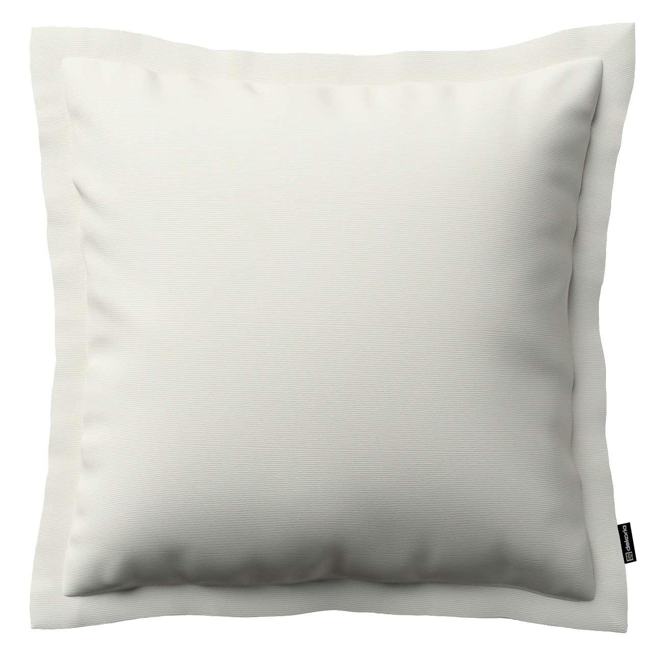 Mona dekoratyvinių pagalvėlių užvalkalas su sienele 38 x 38 cm kolekcijoje Jupiter, audinys: 127-00
