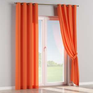 Eyelet curtains 130 x 260 cm (51 x 102 inch) in collection Jupiter, fabric: 127-35