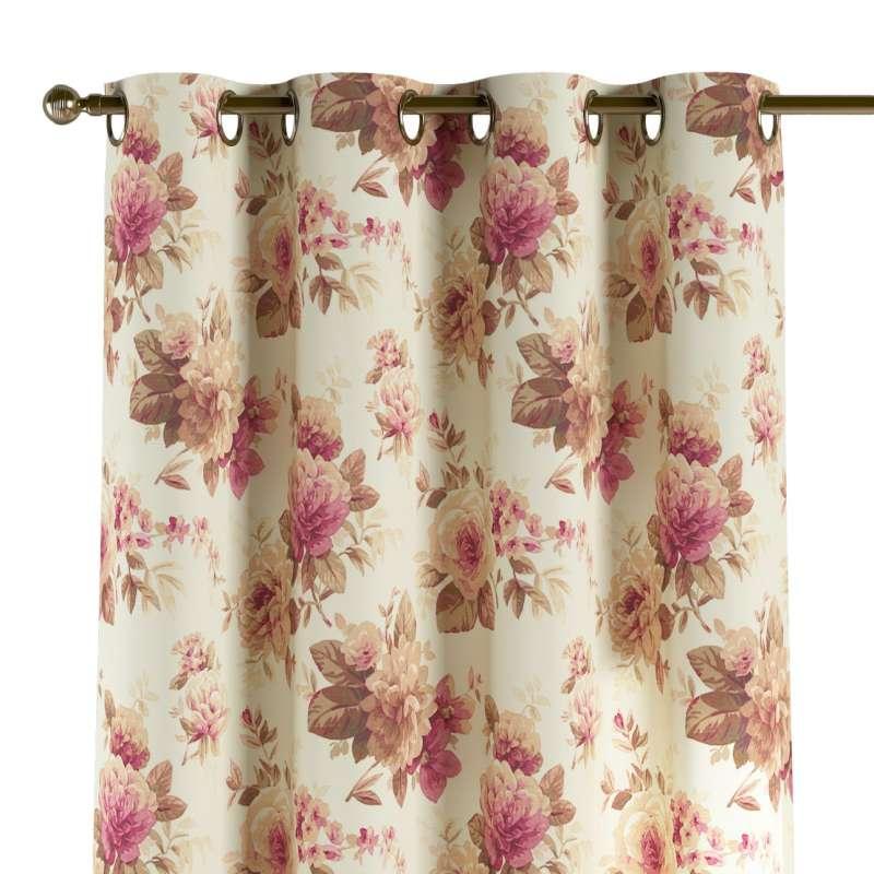 Záves s kolieskami V kolekcii Londres, tkanina: 141-06