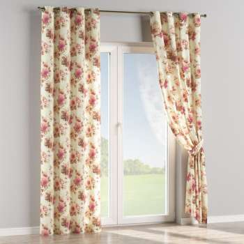 Eyelet curtains in collection Mirella, fabric: 141-06