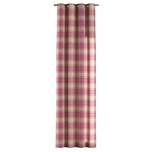 Eyelet curtains 130 x 260 cm (51 x 102 inch) in collection Mirella, fabric: 142-07