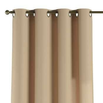 Gardin med maljer 1 stk. 130 × 260 cm fra kolleksjonen Cotton Panama, Stoffets bredde: 702-01