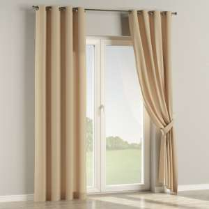 Eyelet curtains 130 x 260 cm (51 x 102 inch) in collection Cotton Panama, fabric: 702-01