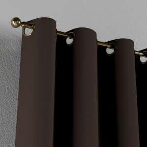 Žiedinio klostavimo užuolaidos 130 x 260 cm (plotis x ilgis) kolekcijoje Cotton Panama, audinys: 702-03