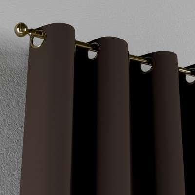 Zasłona na kółkach 1 szt. w kolekcji Cotton Panama, tkanina: 702-03