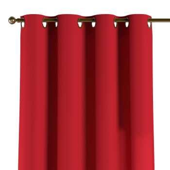Zasłona na kółkach 1 szt. w kolekcji Cotton Panama, tkanina: 702-04