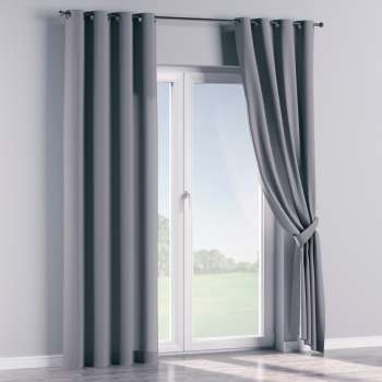 Eyelet curtains in collection Panama Cotton, fabric: 702-07