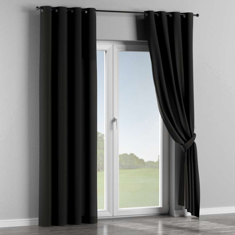 Eyelet curtain in collection Panama Cotton, fabric: 702-08