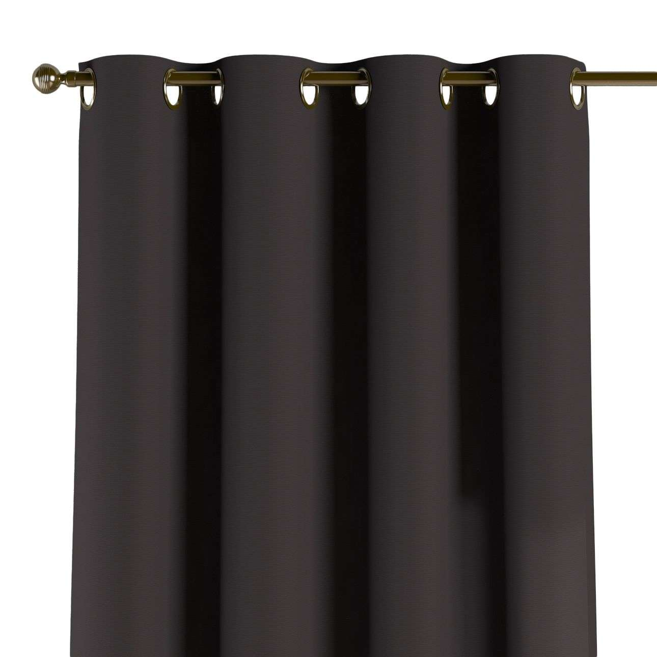 Gardin med øskner 130 x 260 cm fra kollektionen Cotton Panama, Stof: 702-09