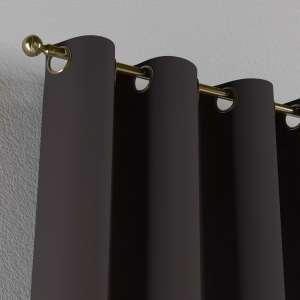 Gardin med öljetter 1 längd 130 x 260 cm i kollektionen Panama Cotton , Tyg: 702-09