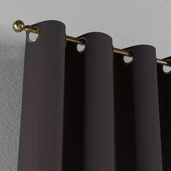 Gardin med maljer 1 stk. 130 x 260 cm fra kolleksjonen Cotton Panama, Stoffets bredde: 702-09