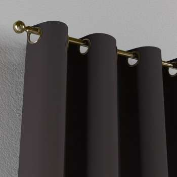 Gardin med öljetter 1 längd i kollektionen Panama Cotton, Tyg: 702-09