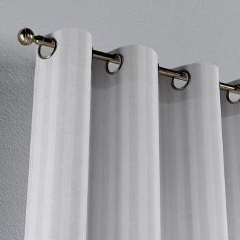 Eyelet curtains in collection Linen, fabric: 392-03