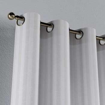 Žiedinio klostavimo užuolaidos kolekcijoje Linen , audinys: 392-03