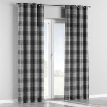 Eyelet curtains in collection Edinburgh, fabric: 115-75