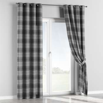 Eyelet curtains 130 x 260 cm (51 x 102 inch) in collection Edinburgh, fabric: 115-75