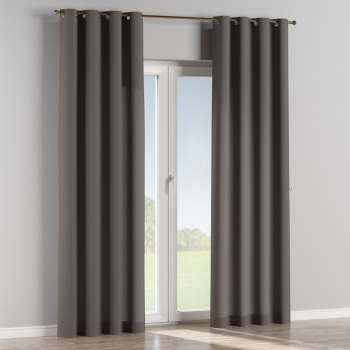 Eyelet curtains 130 × 260 cm (51 × 102 inch) in collection Edinburgh, fabric: 115-77