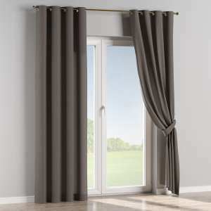 Eyelet curtains 130 x 260 cm (51 x 102 inch) in collection Edinburgh , fabric: 115-77
