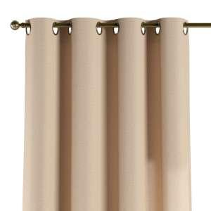 Žiedinio klostavimo užuolaidos 130 x 260 cm (plotis x ilgis) kolekcijoje Edinburgh , audinys: 115-78