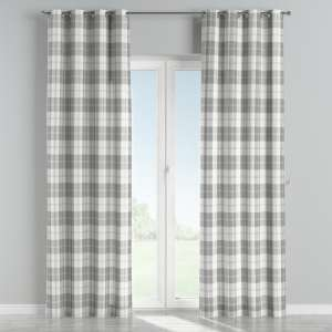 Eyelet curtains 130 x 260 cm (51 x 102 inch) in collection Edinburgh , fabric: 115-79